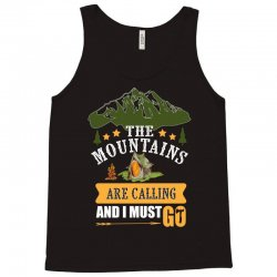 the mountains are calling Tank Top | Artistshot