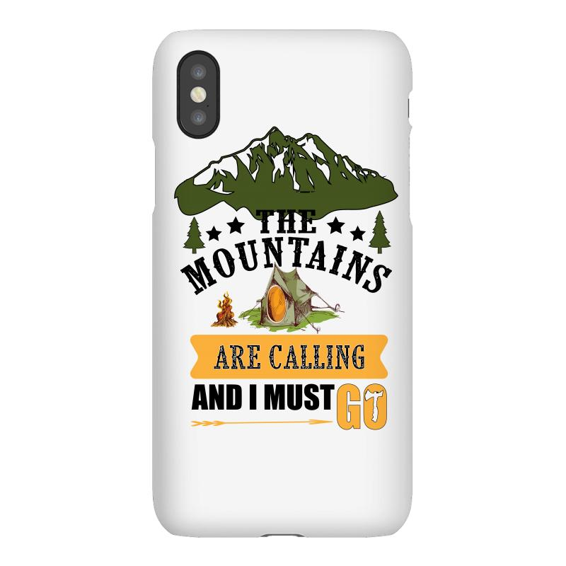 The Mountains Are Calling Iphonex Case | Artistshot
