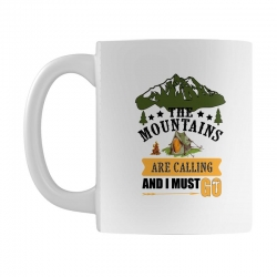the mountains are calling Mug | Artistshot