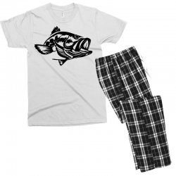 predator bass fish Men's T-shirt Pajama Set | Artistshot