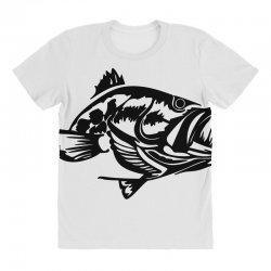 predator bass fish All Over Women's T-shirt | Artistshot