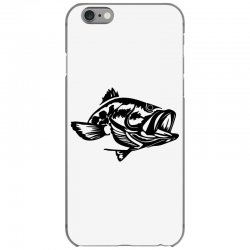predator bass fish iPhone 6/6s Case | Artistshot