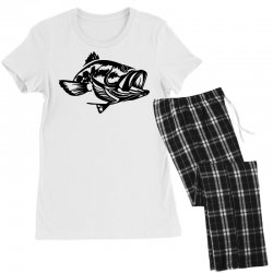 predator bass fish Women's Pajamas Set | Artistshot