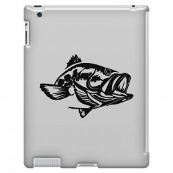 predator bass fish iPad 3 and 4 Case | Artistshot