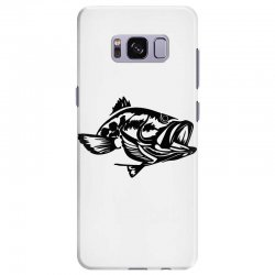 predator bass fish Samsung Galaxy S8 Plus Case | Artistshot