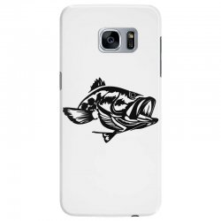 predator bass fish Samsung Galaxy S7 Edge Case | Artistshot