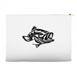 predator bass fish Accessory Pouches | Artistshot