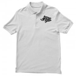 predator bass fish Polo Shirt | Artistshot