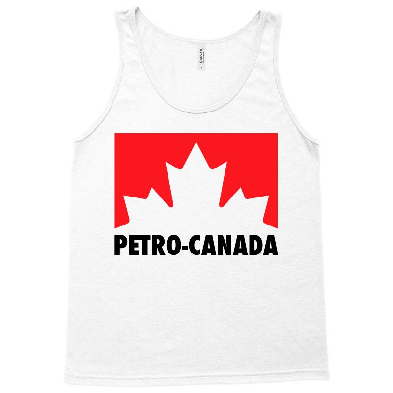 8b06a5bee1e5c Custom Petro Canada Tank Top By Paverceat - Artistshot
