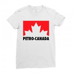 petro canada Ladies Fitted T-Shirt | Artistshot