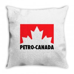 petro canada Throw Pillow | Artistshot