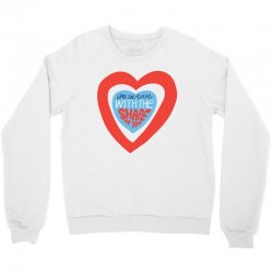 i'm in love with the shape of you Crewneck Sweatshirt | Artistshot