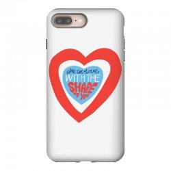 i'm in love with the shape of you iPhone 8 Plus Case | Artistshot