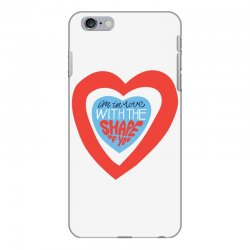 i'm in love with the shape of you iPhone 6 Plus/6s Plus Case | Artistshot