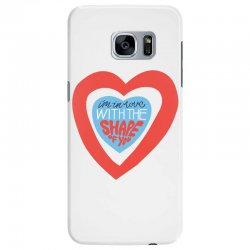 i'm in love with the shape of you Samsung Galaxy S7 Edge Case | Artistshot