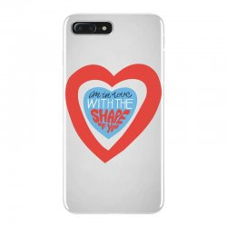 i'm in love with the shape of you iPhone 7 Plus Case | Artistshot