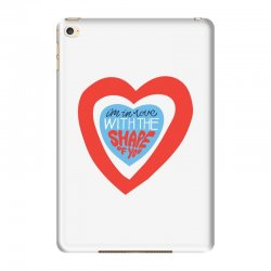 i'm in love with the shape of you iPad Mini 4 Case | Artistshot