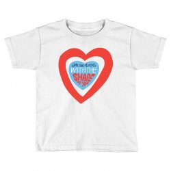 i'm in love with the shape of you Toddler T-shirt | Artistshot