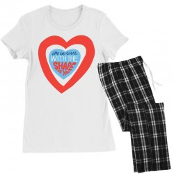 i'm in love with the shape of you Women's Pajamas Set | Artistshot