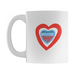 i'm in love with the shape of you Mug | Artistshot