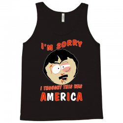 i thought this was america Tank Top | Artistshot
