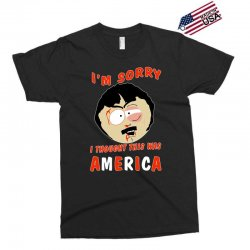 i thought this was america Exclusive T-shirt | Artistshot