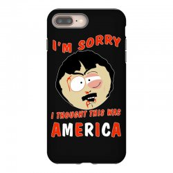 i thought this was america iPhone 8 Plus Case | Artistshot