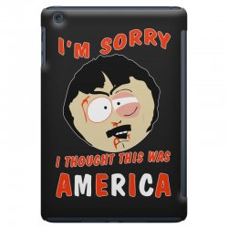 i thought this was america iPad Mini Case | Artistshot