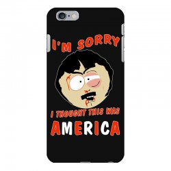 i thought this was america iPhone 6 Plus/6s Plus Case | Artistshot