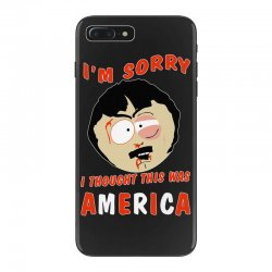 i thought this was america iPhone 7 Plus Case | Artistshot