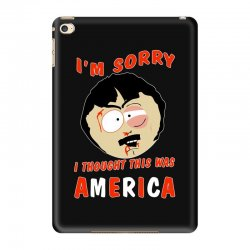 i thought this was america iPad Mini 4 Case | Artistshot