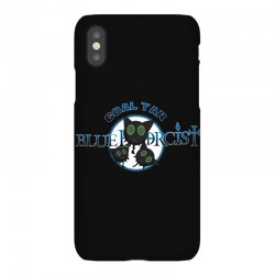 coal tar blue iPhoneX Case | Artistshot