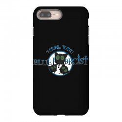 coal tar blue iPhone 8 Plus Case | Artistshot