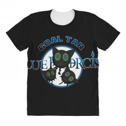 coal tar blue All Over Women's T-shirt | Artistshot