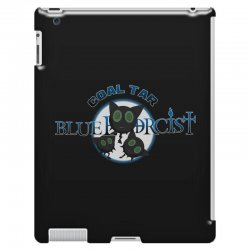 coal tar blue iPad 3 and 4 Case | Artistshot