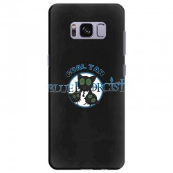 coal tar blue Samsung Galaxy S8 Plus Case | Artistshot