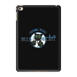coal tar blue iPad Mini 4 Case | Artistshot