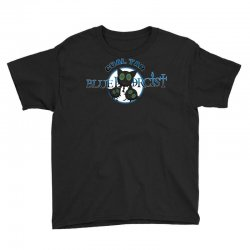 coal tar blue Youth Tee | Artistshot