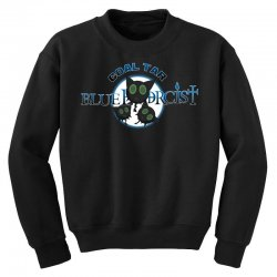 coal tar blue Youth Sweatshirt | Artistshot
