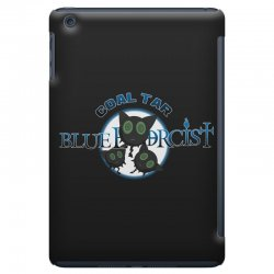 coal tar blue iPad Mini Case | Artistshot