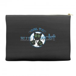 coal tar blue Accessory Pouches | Artistshot