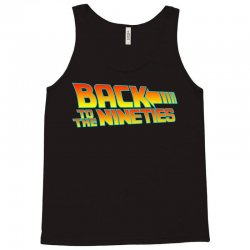 back to the 90s Tank Top | Artistshot