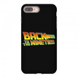 back to the 90s iPhone 8 Plus Case | Artistshot