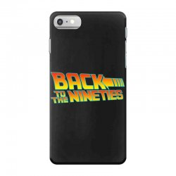 back to the 90s iPhone 7 Case | Artistshot