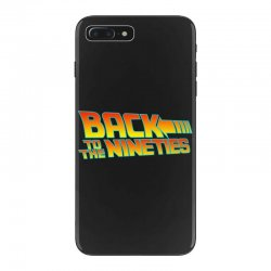 back to the 90s iPhone 7 Plus Case | Artistshot