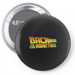 back to the 90s Pin-back button | Artistshot