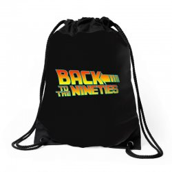 back to the 90s Drawstring Bags | Artistshot
