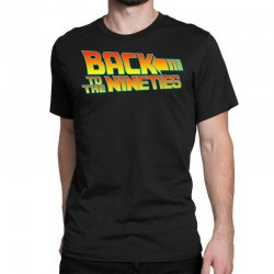 back to the 90s Classic T-shirt | Artistshot