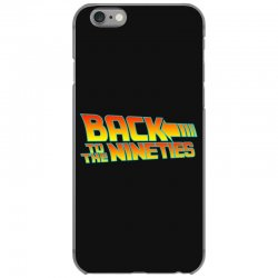 back to the 90s iPhone 6/6s Case | Artistshot