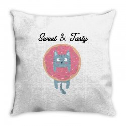sweet and tasty Throw Pillow | Artistshot